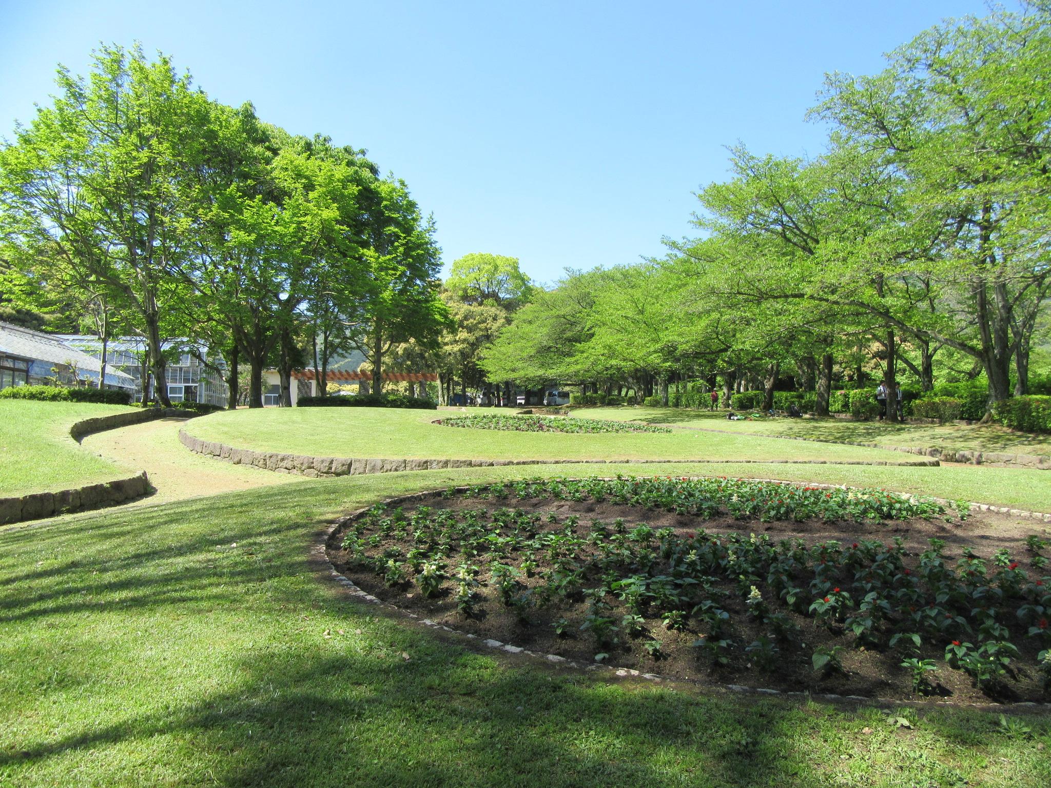 花壇広場4